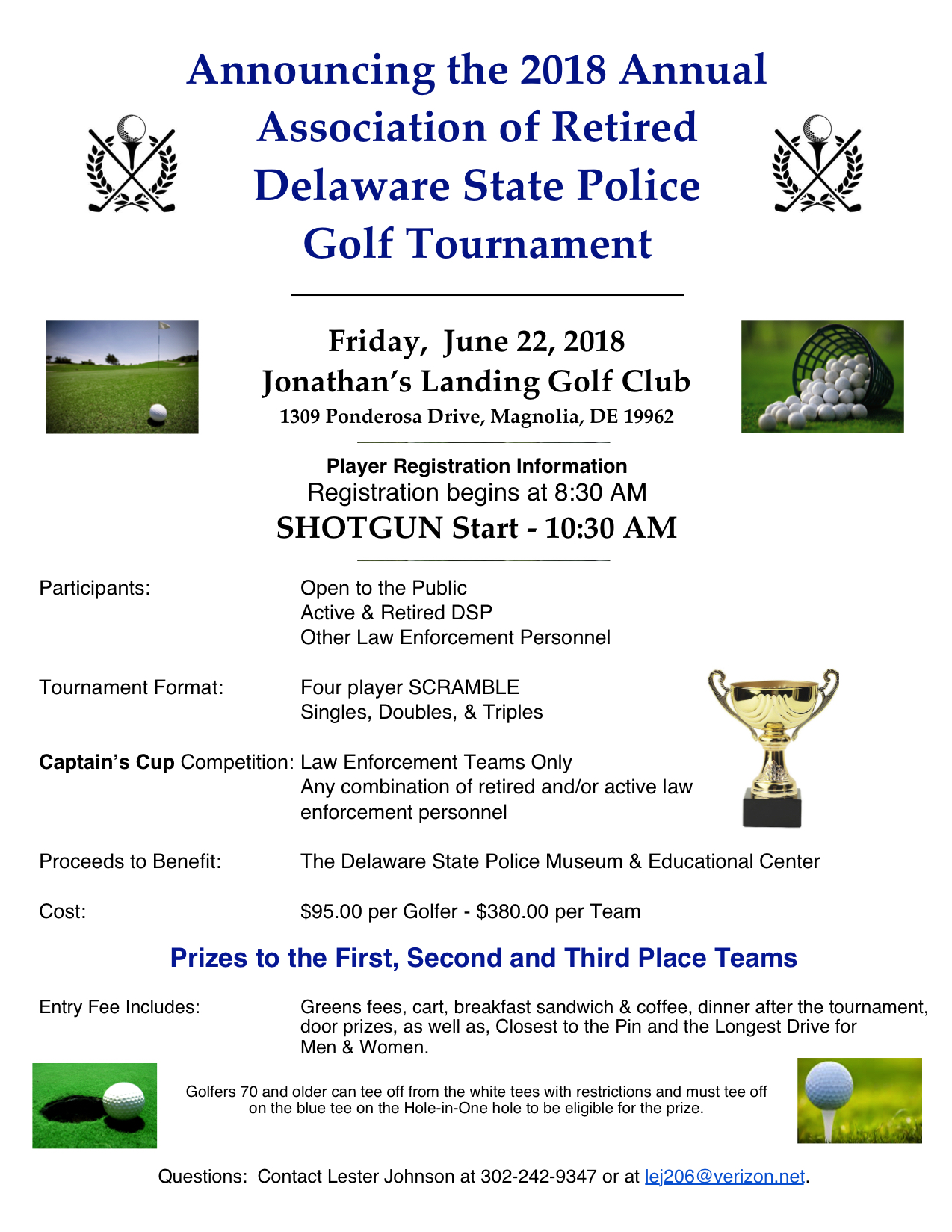 Delaware State Police Golf Tournament