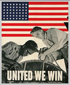 World War II Poster