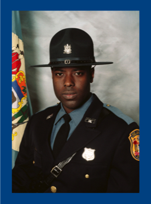 Delaware State Police Trooper Corporal First Class Stephen J. Ballard killed in the Line of Duty